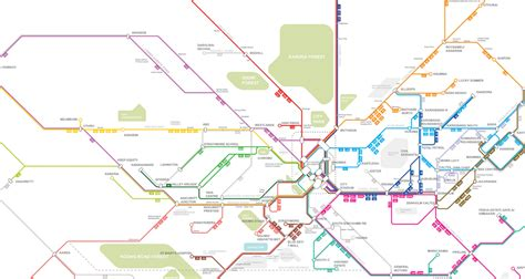 Of Nairobi School Of Business Mba Projects by Mapping Commuters Streamlines Transit Data Impacts