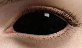 black colored contacts pitch black mirrored contact lenses