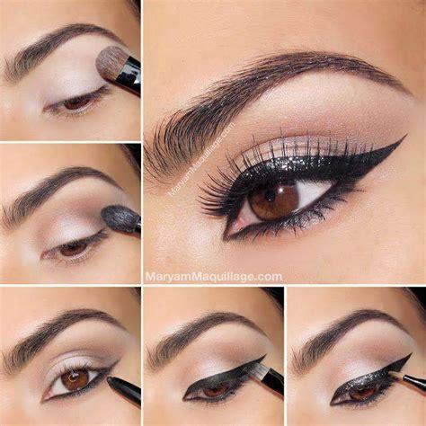 eyeliner occhi tutorial eye liner quattro tutorial su come applicarlo