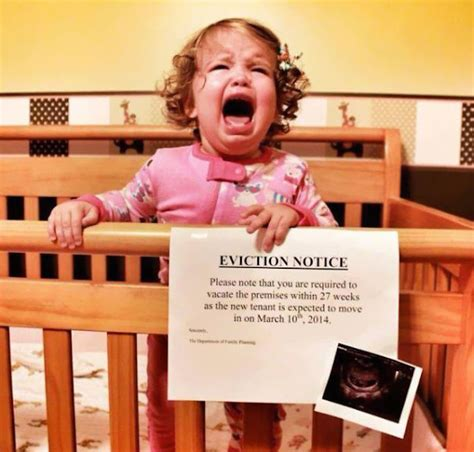 The Modern Way To Announce A Birth Baby Momento by 30 Of The Most Creative Baby Announcements
