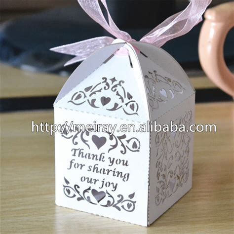 wedding cake gift boxes y gracias por venir