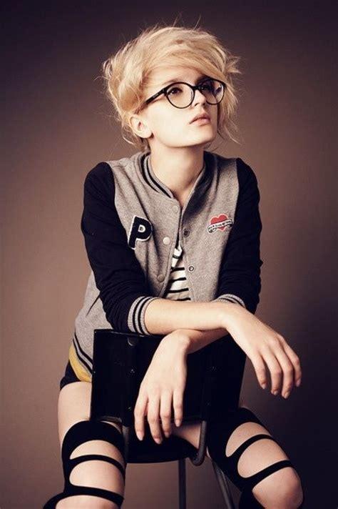 hipster short hair woman best 25 short hipster hair ideas on pinterest hipster