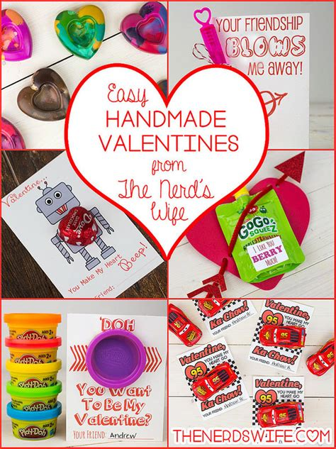 Easy Handmade Valentines - easy handmade valentines cards