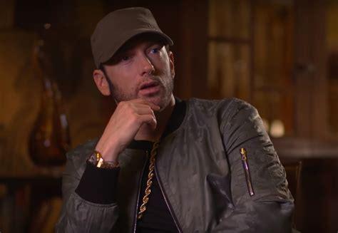 Eminem Interview | new interview eminem talks revival donald trump