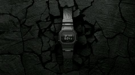 Jam Tangan G Shock Dw5600bb here is the collaboration of g shock brands