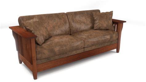 craftsman sofa craftsman sofa caracole modern craftsman exposed frame