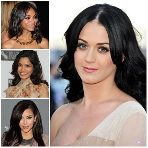 celebrity hairstyles and colors cool funpedia celebrities39 natural hair colors of hair