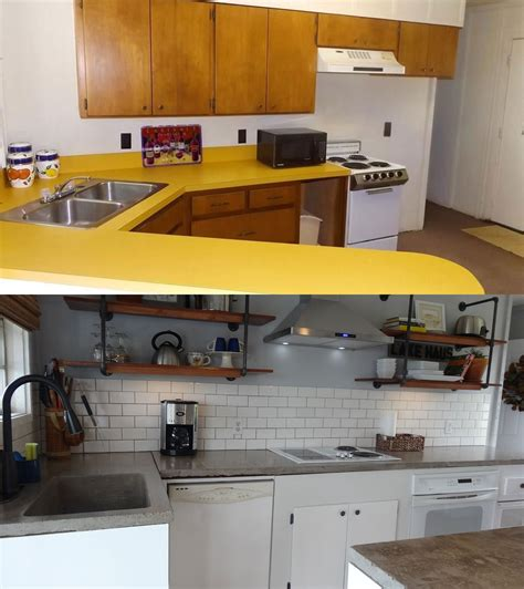 Complete Kitchen by Complete Kitchen Renovation On A Tiny Budget Flawless Chaos