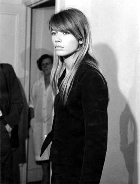 francoise hardy haircut 228 best francoise hardy then and now images on pinterest