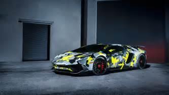 Camo Lamborghini Lamborghini Aventador Camo Hd Wallpapers
