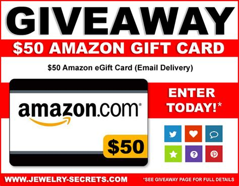 How To Win Giveaways On Amazon - win a 50 egift card for amazon giveaway best free giveaways