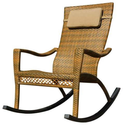 Modern Outdoor Rocking Chair by Maracay Rocking Chair Outdoor Rocking