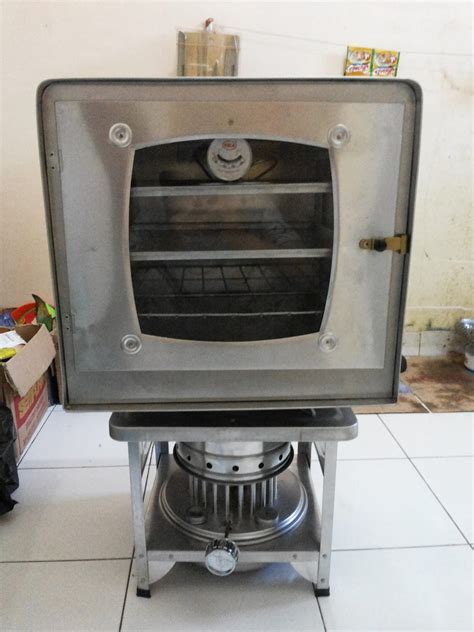 Kompor Oven Hock cake and cookies si otang alias oven tangkring