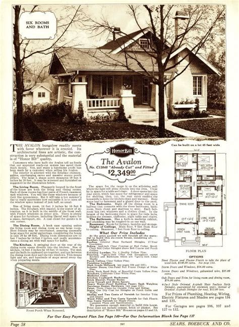 sears craftsman house plans sears 1930 bungalow house plans newhairstylesformen2014 com