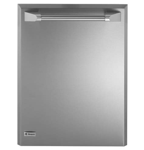 ge monogram 174 fully integrated dishwasher zbd6890kii ge