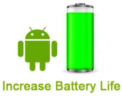 save battery for android tips to increase battery on android phones and tablet mobile31
