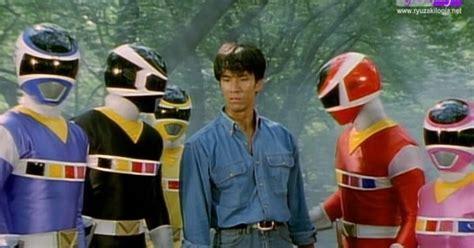 Kepala Aki Gold Silver Ytxk denji sentai megaranger episode 35 subtitle indonesia