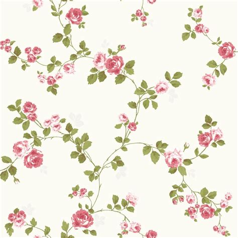 vintage flower wallpaper uk pink vintage floral wallpaper wallmaya com