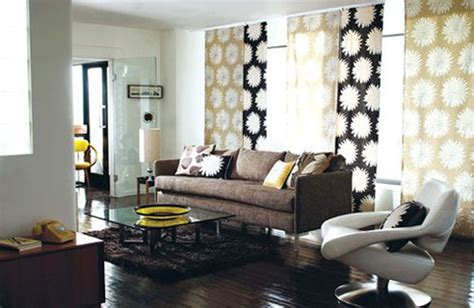 home decorating ideas living room curtains creative curtains for your home
