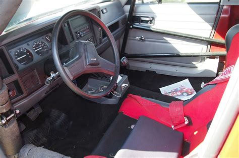 Comanche Interior by 1988 Jeep Comanche Race Truck On Ebay Mopar