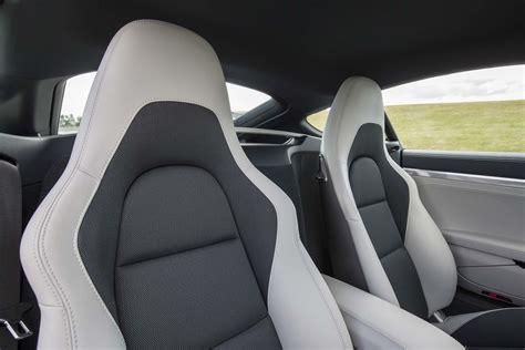 porsche cayman interior 2017 2017 porsche 718 cayman drive automobile magazine