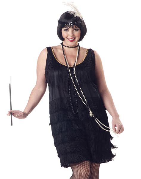 plus size flapper costume 1920s costumes 20s halloween great gatsby 1920 s fashion flapper sexy women plus size