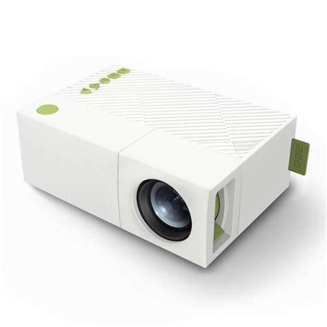 Lcd Projector Mini Portable Yg 310 Portable Mini Lcd Projector White