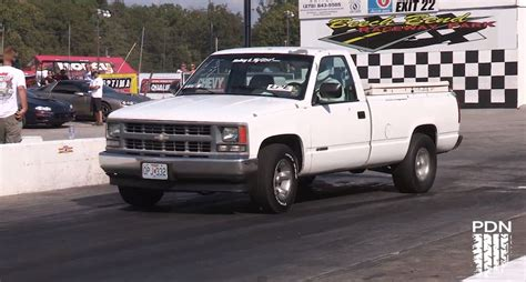 Sleeper Drag Truck by Is This Work Truck The Ultimate Sleeper Ls1tech