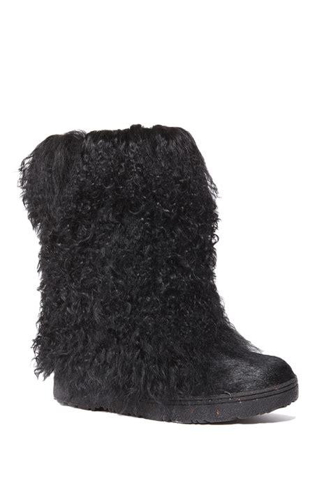 bearpaw boetis boot in black