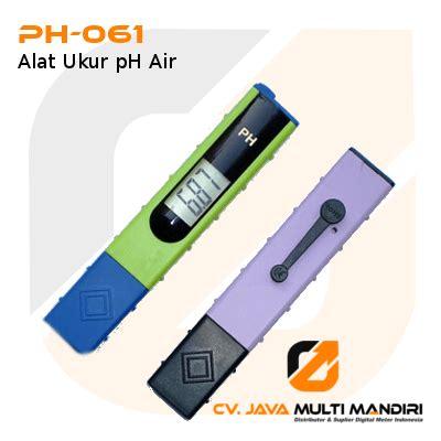 Nama Alat Pengukur Ph Larutan ph meter dengan akurasi tinggi seri kl 03 ii l digital