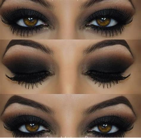 Eyeshadow For Dress make up tips and ideas when you are wearing black dress