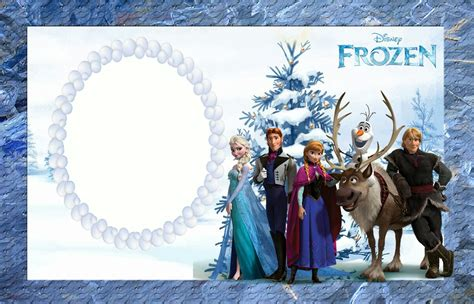 frozen birthday card template frozen free printable invitations is it for