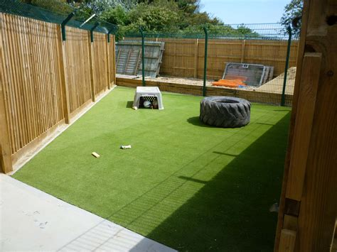 Dog Runs Gallery Artificial Grass By As Good As Grass Backyard Runs