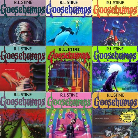 list of goosebumps books with pictures how many goosebumps books you read quiz popsugar