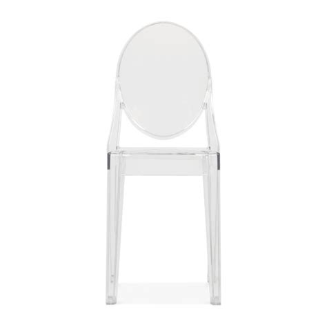 clear ghost chair clear ghost style chair dining chairs cult uk