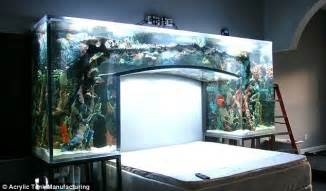 nfl s chad ochocinco s amazing fish tank in his