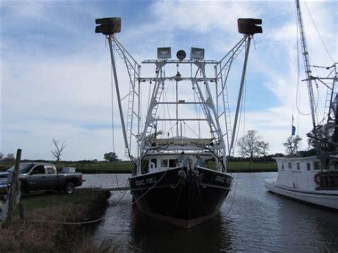 shrimp boat for sale louisiana sportsman 2005 shrimp boat trawler for sale in louisiana louisiana