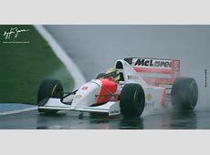 No lie: Ayrton Senna really did it - Ayrton Senna F1 Driver Numbers