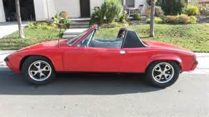 Porsche Targa For Sale Porsche 914 Targa Top For Sale Photos Technical