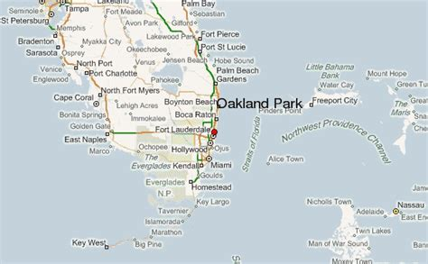 park oakland oakland park location guide