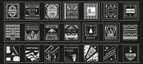 graphic design styles get to know 63 styles of graphic design with one simple
