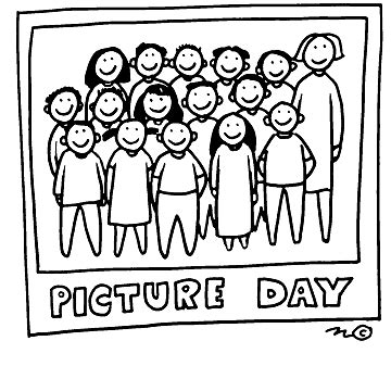 picture day clip class picture day clipart