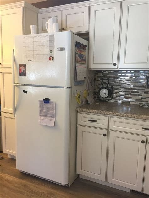 Caspian Cabinets off white kitchen. I looked everywhere