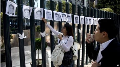 reading training missing 8853005351 mexico missing case iguala mayor jose luis abarca held bbc news