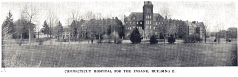 Ct Valley Hospital Detox by Connecticut Valley Hospital A Psychiatric Hospital In