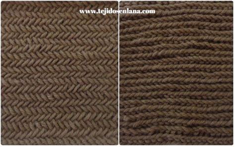 punto espiga aprende a tejer el punto espiga archivos tejidos en lana