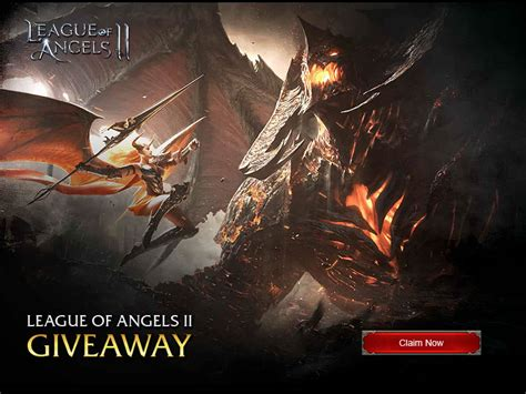 Angels Giveaways 2017 - league of angels ii gift code giveaway
