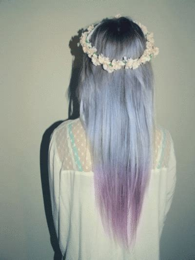 dip dyed hairstyles tumblr dip dyed hair on tumblr
