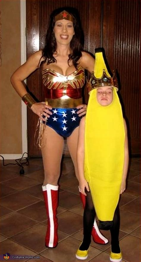 woman  king banana halloween costumes diy