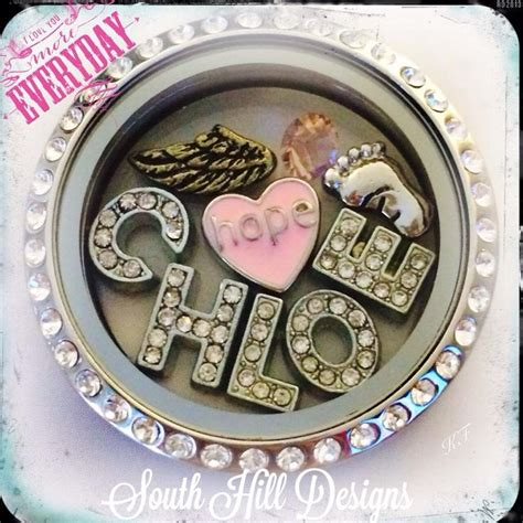 hill design jewelry memory locket wish south hill designs by jothelyn
